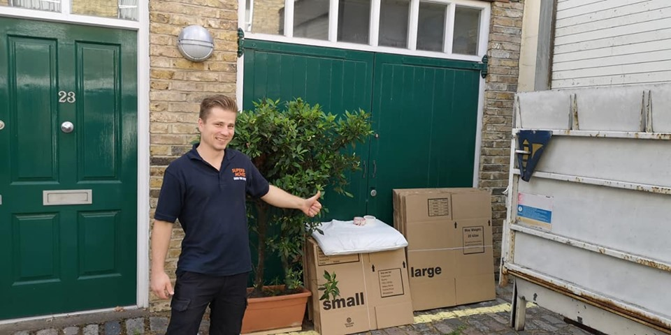 london local moving
