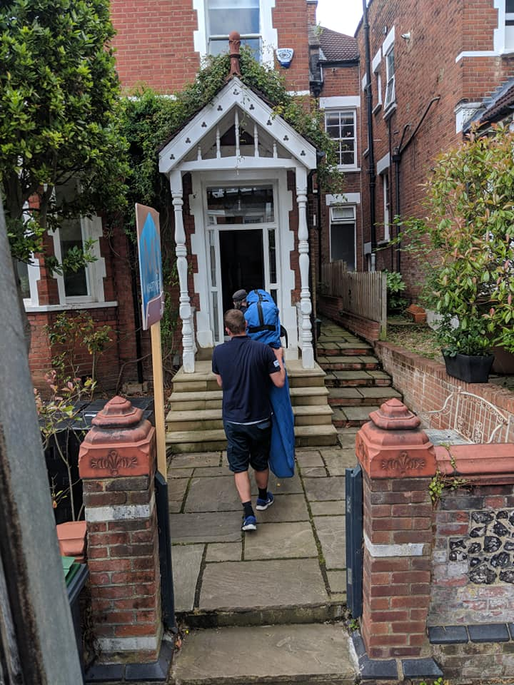 packing services london