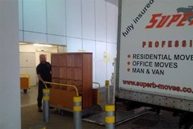 storage services london