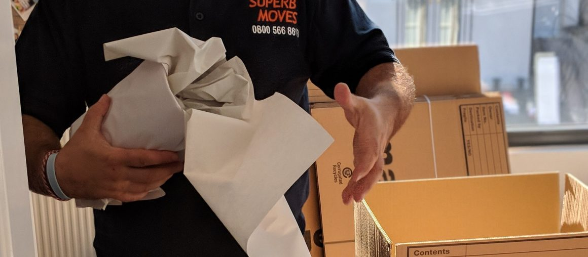 How To Prepare For Removals